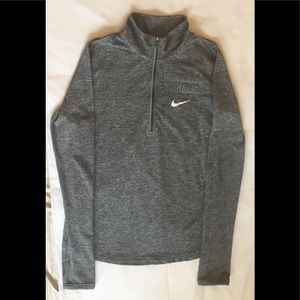 Nike Dri- Fit Detroit Tigers Quarter-zip